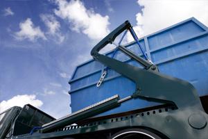 産業廃棄物収集運搬イメージ